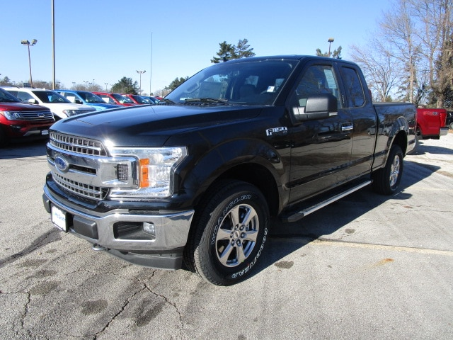 2018 F-150 Super Cab 4x4,  Pickup #F180678 - photo 4