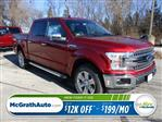 2018 F-150 SuperCrew Cab 4x4,  Pickup #F180680 - photo 1