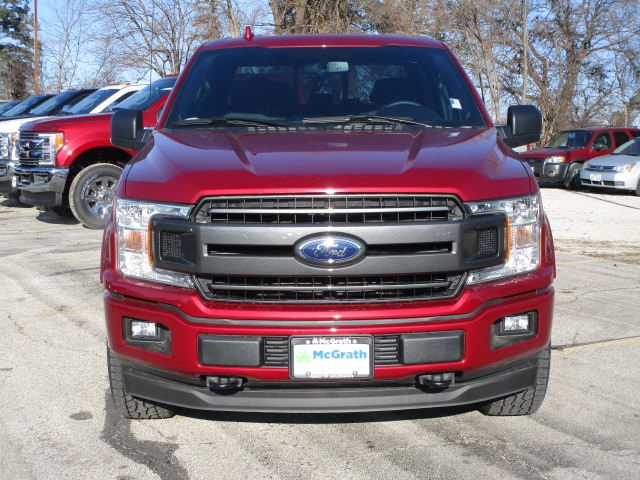 2018 F-150 SuperCrew Cab 4x4,  Pickup #F180686 - photo 3