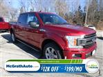 2018 F-150 SuperCrew Cab 4x4,  Pickup #F180686 - photo 1