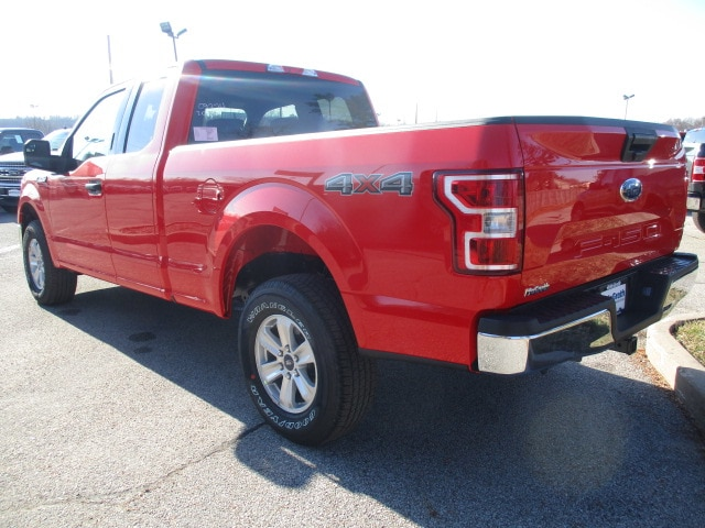 2018 F-150 Super Cab 4x4,  Pickup #F180695 - photo 8