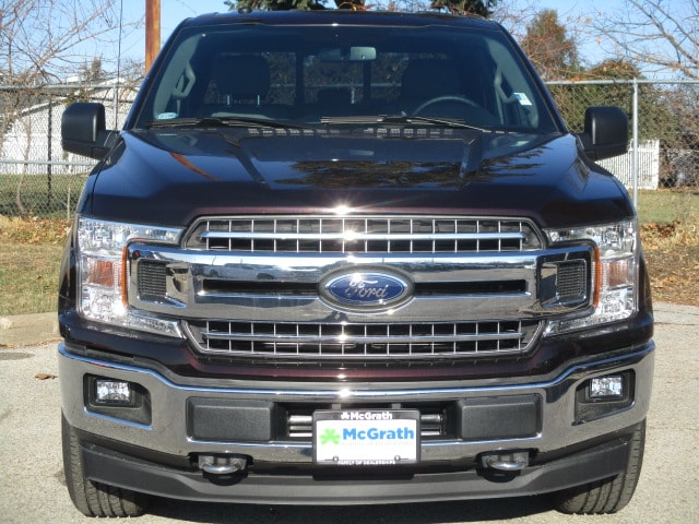 2018 F-150 Super Cab 4x4,  Pickup #F180697 - photo 3