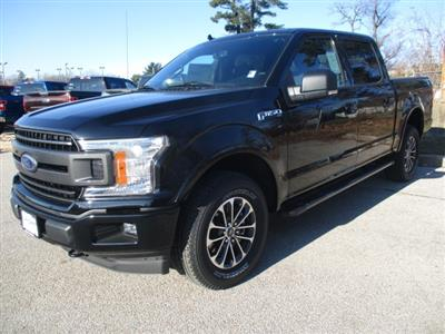 2018 F-150 SuperCrew Cab 4x4,  Pickup #F180702 - photo 4