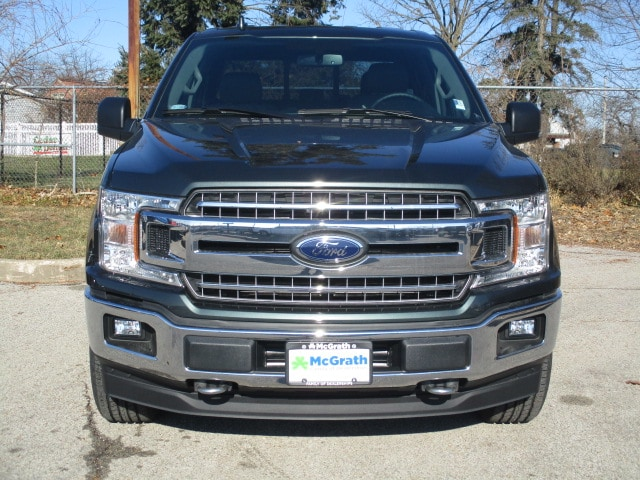 2018 F-150 SuperCrew Cab 4x4,  Pickup #F180705 - photo 3