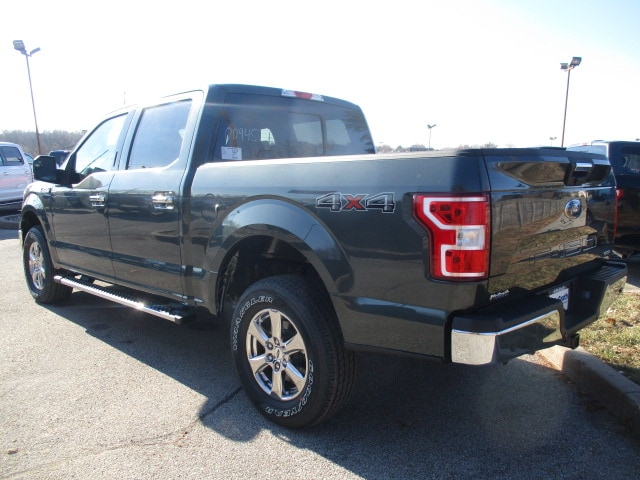 2018 F-150 SuperCrew Cab 4x4,  Pickup #F180705 - photo 8