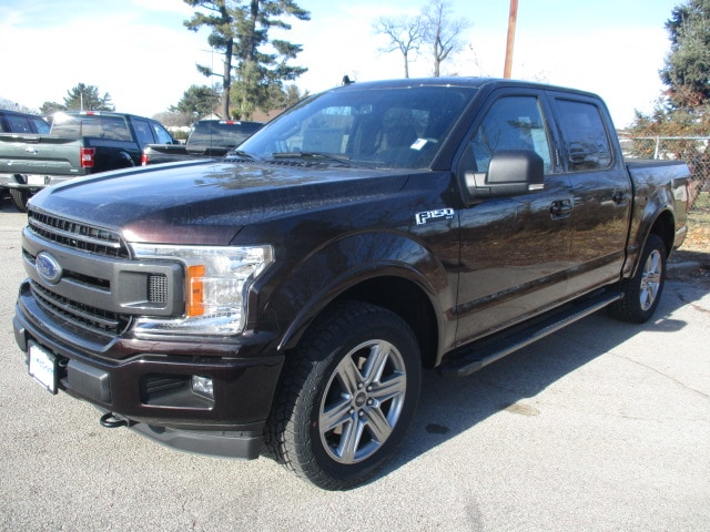2018 F-150 SuperCrew Cab 4x4,  Pickup #F180712 - photo 4