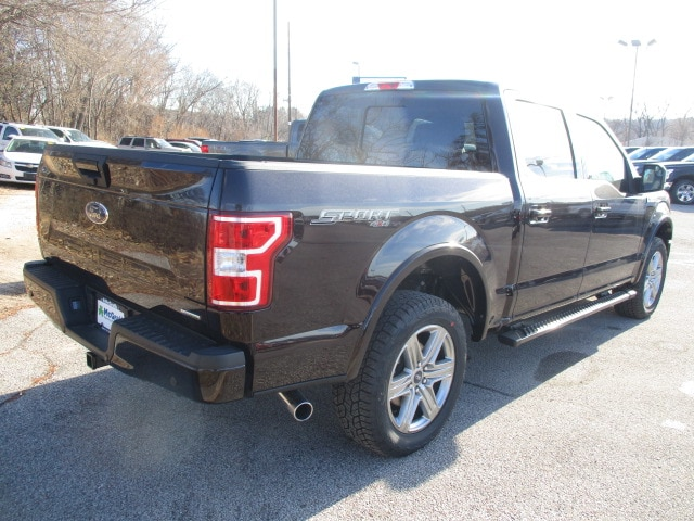 2018 F-150 SuperCrew Cab 4x4,  Pickup #F180712 - photo 2