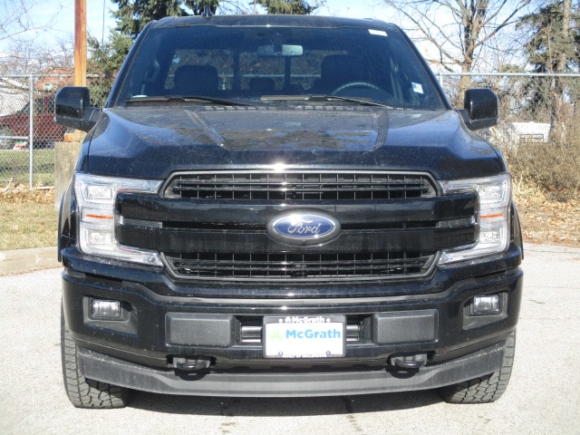 2018 F-150 SuperCrew Cab 4x4,  Pickup #F180716 - photo 3