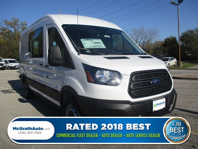 2019 Transit 250 Medium Roof 4x2,  Empty Cargo Van #F190051 - photo 1