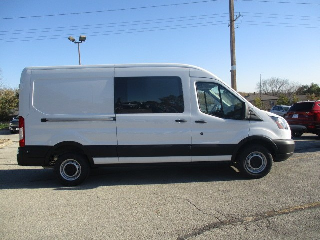 2019 Transit 250 Medium Roof 4x2,  Empty Cargo Van #F190051 - photo 10