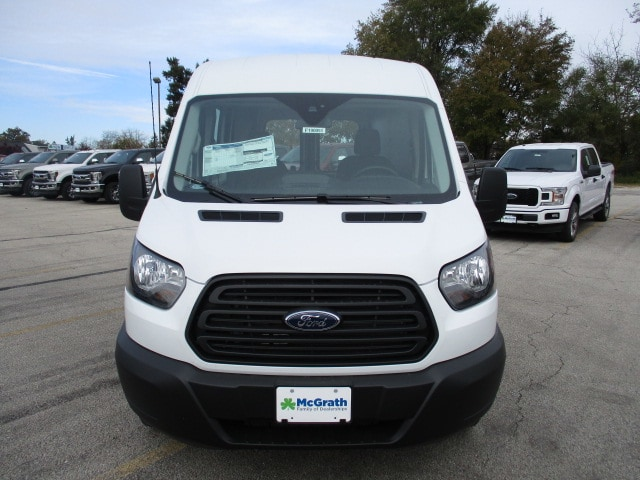 2019 Transit 250 Med Roof 4x2,  Empty Cargo Van #F190051 - photo 3
