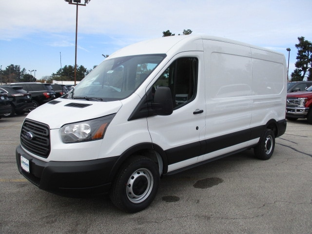 2019 Transit 250 Med Roof 4x2,  Empty Cargo Van #F190051 - photo 4