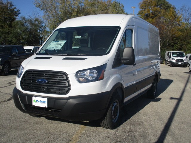 2019 Transit 250 Medium Roof 4x2,  Empty Cargo Van #F190051 - photo 3