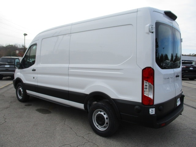 2019 Transit 250 Med Roof 4x2,  Empty Cargo Van #F190051 - photo 8
