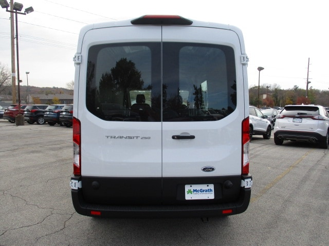 2019 Transit 250 Med Roof 4x2,  Empty Cargo Van #F190051 - photo 9