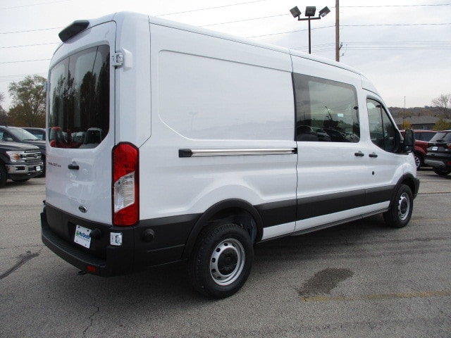 2019 Transit 250 Med Roof 4x2,  Empty Cargo Van #F190051 - photo 10