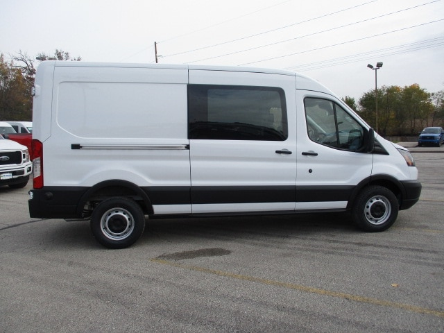 2019 Transit 250 Med Roof 4x2,  Empty Cargo Van #F190051 - photo 11