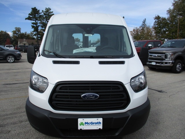 2019 Transit 250 Medium Roof 4x2,  Empty Cargo Van #F190052 - photo 3