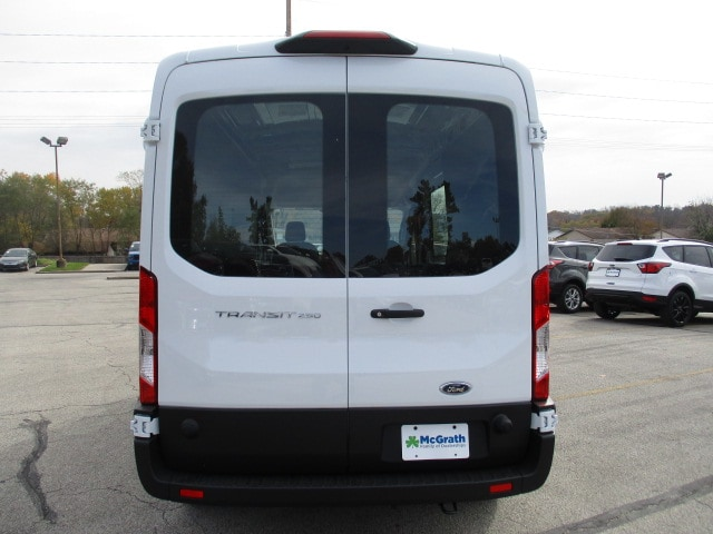 2019 Transit 250 Medium Roof 4x2,  Empty Cargo Van #F190052 - photo 9