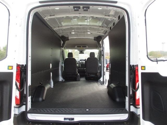 2019 Transit 250 Med Roof 4x2,  Empty Cargo Van #F190052 - photo 1