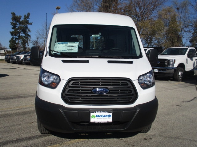 2019 Transit 250 Med Roof 4x2,  Empty Cargo Van #F190071 - photo 4