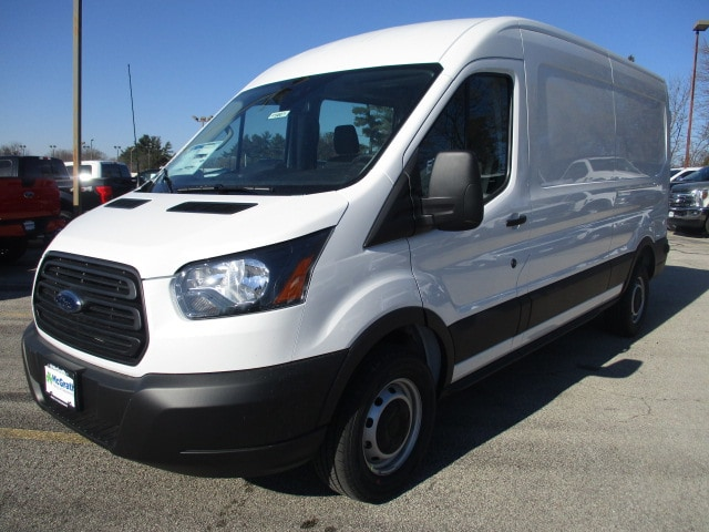 2019 Transit 250 Med Roof 4x2,  Empty Cargo Van #F190071 - photo 5