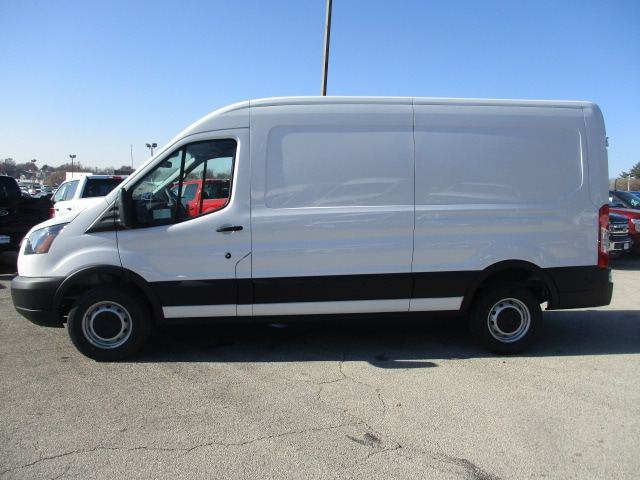 2019 Transit 250 Med Roof 4x2,  Empty Cargo Van #F190071 - photo 8
