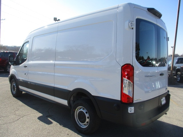 2019 Transit 250 Med Roof 4x2,  Empty Cargo Van #F190071 - photo 9