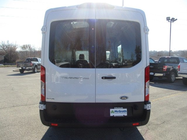 2019 Transit 250 Med Roof 4x2,  Empty Cargo Van #F190071 - photo 10