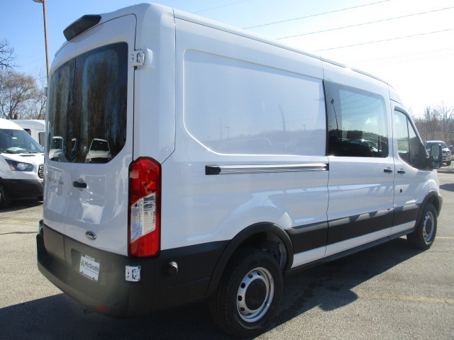 2019 Transit 250 Med Roof 4x2,  Empty Cargo Van #F190071 - photo 3