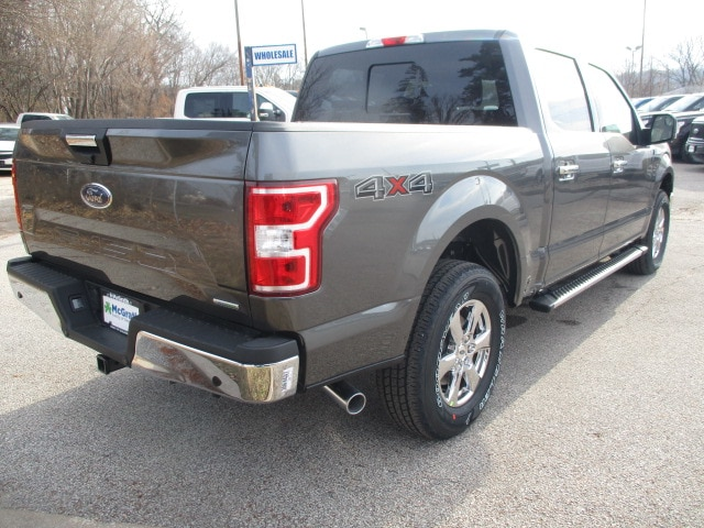 2019 F-150 SuperCrew Cab 4x4,  Pickup #F190111 - photo 2