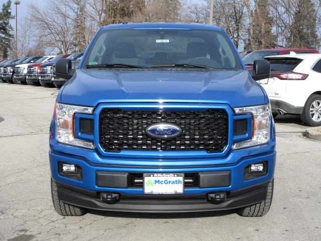 2019 F-150 Super Cab 4x4,  Pickup #F190116 - photo 3