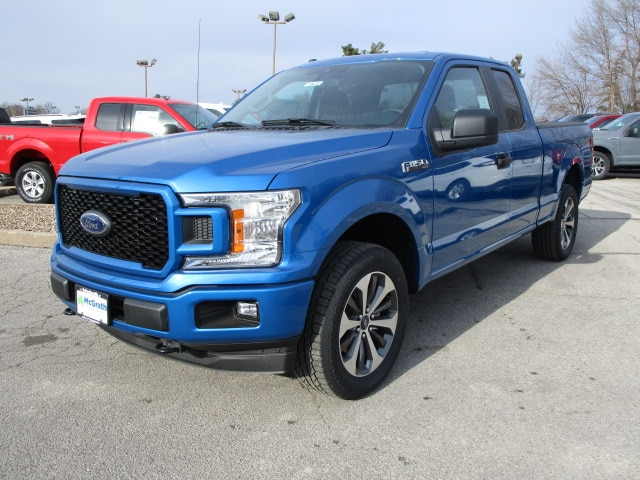 2019 F-150 Super Cab 4x4,  Pickup #F190116 - photo 4