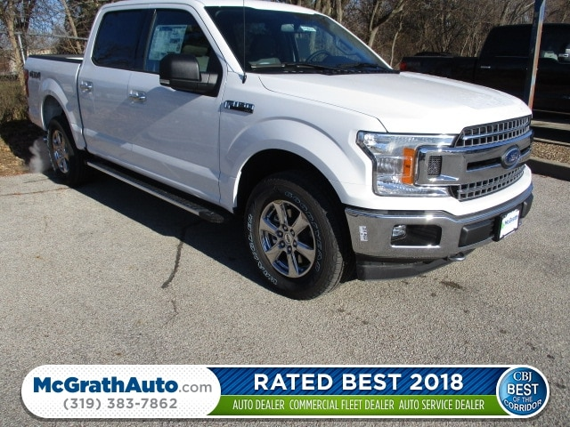 2019 F-150 SuperCrew Cab 4x4,  Pickup #F190137 - photo 1