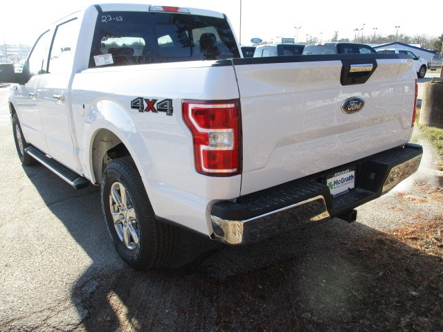 2019 F-150 SuperCrew Cab 4x4,  Pickup #F190137 - photo 8