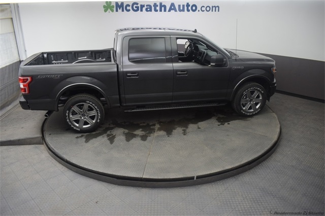 2019 F-150 SuperCrew Cab 4x4,  Pickup #F190340 - photo 20