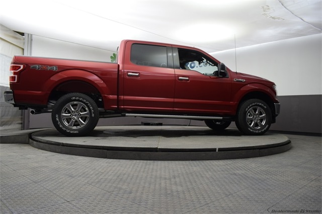 2019 F-150 SuperCrew Cab 4x4,  Pickup #F190341 - photo 24