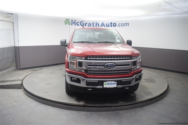 2019 F-150 SuperCrew Cab 4x4,  Pickup #F190341 - photo 4