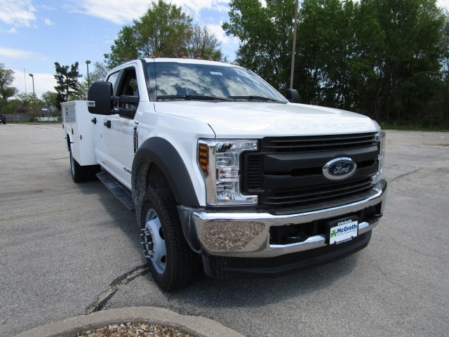2019 F-550 Crew Cab DRW 4x4,  Knapheide Service Body #F190360 - photo 1
