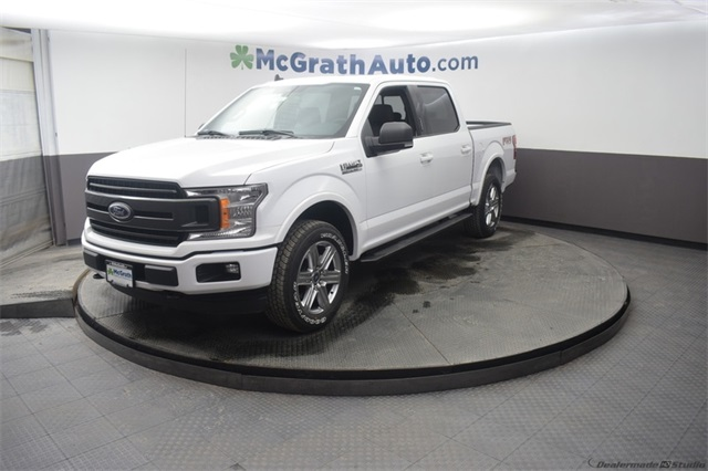 2019 F-150 SuperCrew Cab 4x4,  Pickup #F190363 - photo 5
