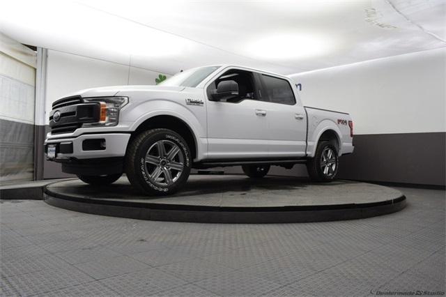 2019 F-150 SuperCrew Cab 4x4,  Pickup #F190363 - photo 6
