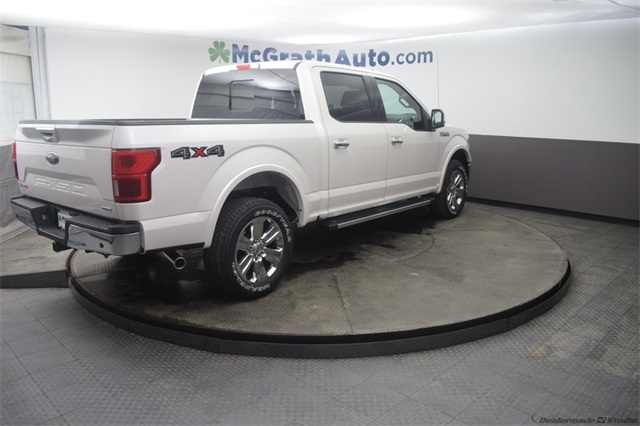 2019 F-150 SuperCrew Cab 4x4,  Pickup #F190376 - photo 2