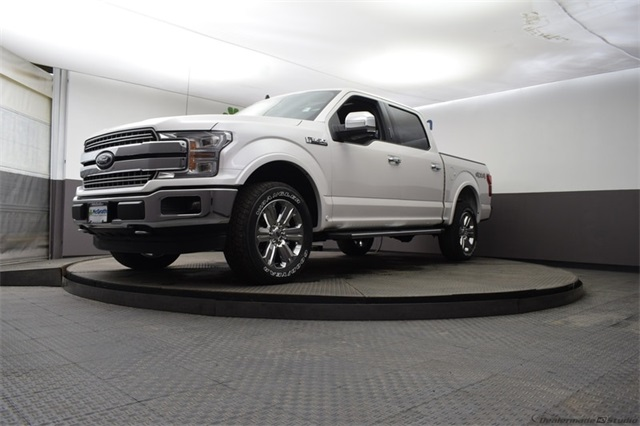 2019 F-150 SuperCrew Cab 4x4,  Pickup #F190376 - photo 6
