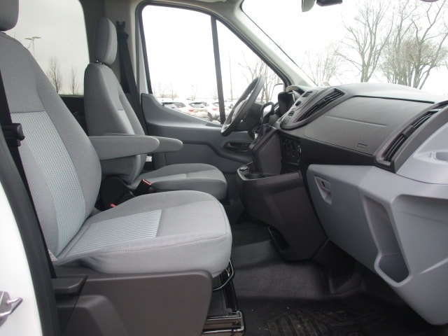 2019 Transit 350 Med Roof 4x2,  Passenger Wagon #F190381 - photo 1