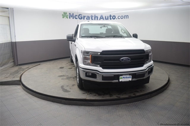 2019 F-150 Regular Cab 4x2,  Pickup #F190384 - photo 4