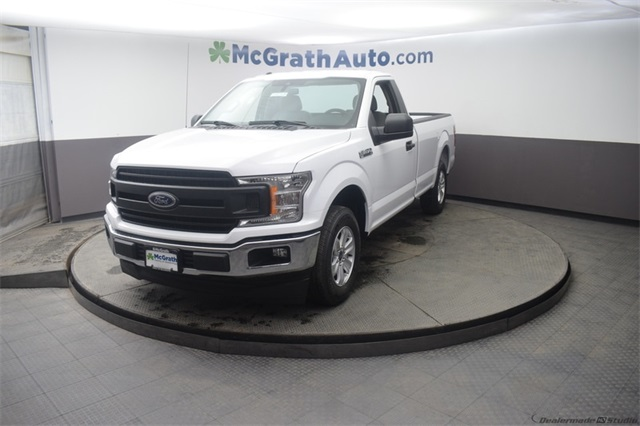 2019 F-150 Regular Cab 4x2,  Pickup #F190384 - photo 5
