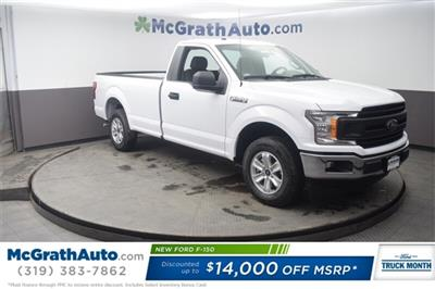2019 F-150 Regular Cab 4x2,  Pickup #F190384 - photo 1