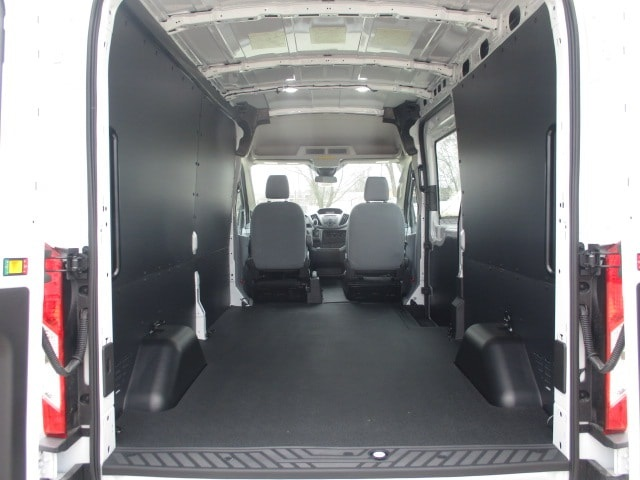 2019 Transit 350 Med Roof 4x2,  Empty Cargo Van #F190541 - photo 1