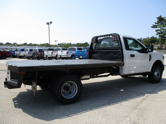 2019 F-350 Regular Cab DRW 4x4,  Knapheide Platform Body #F190557 - photo 1