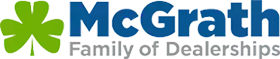 Pat McGrath Ford of Cedar Rapids logo